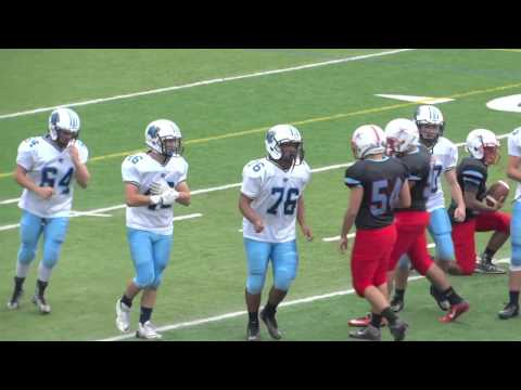 Alliance Aviators at Louisville Leopards JV Football Highlights 9 19 2015