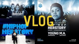 CASTLE LITE HIP HOP HERSTORY FT YOUNG M.A, ANGELA YEE & MANY MORE
