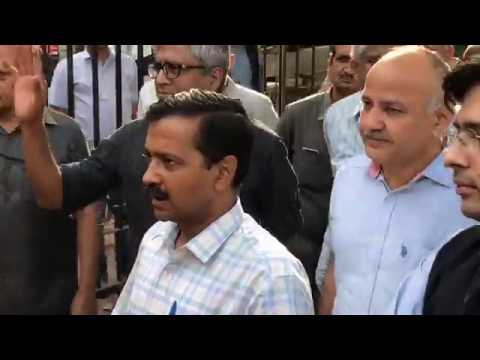 Arvind Kejriwal Demand for investigation into tampering of Electronic Voting Machines