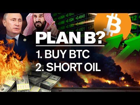Buy Bitcoin & Short Oil?? PetroDollar Will COLLAPSE!