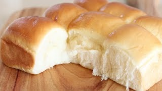 How to make dinner roll/Soft and Fluffy milk bread