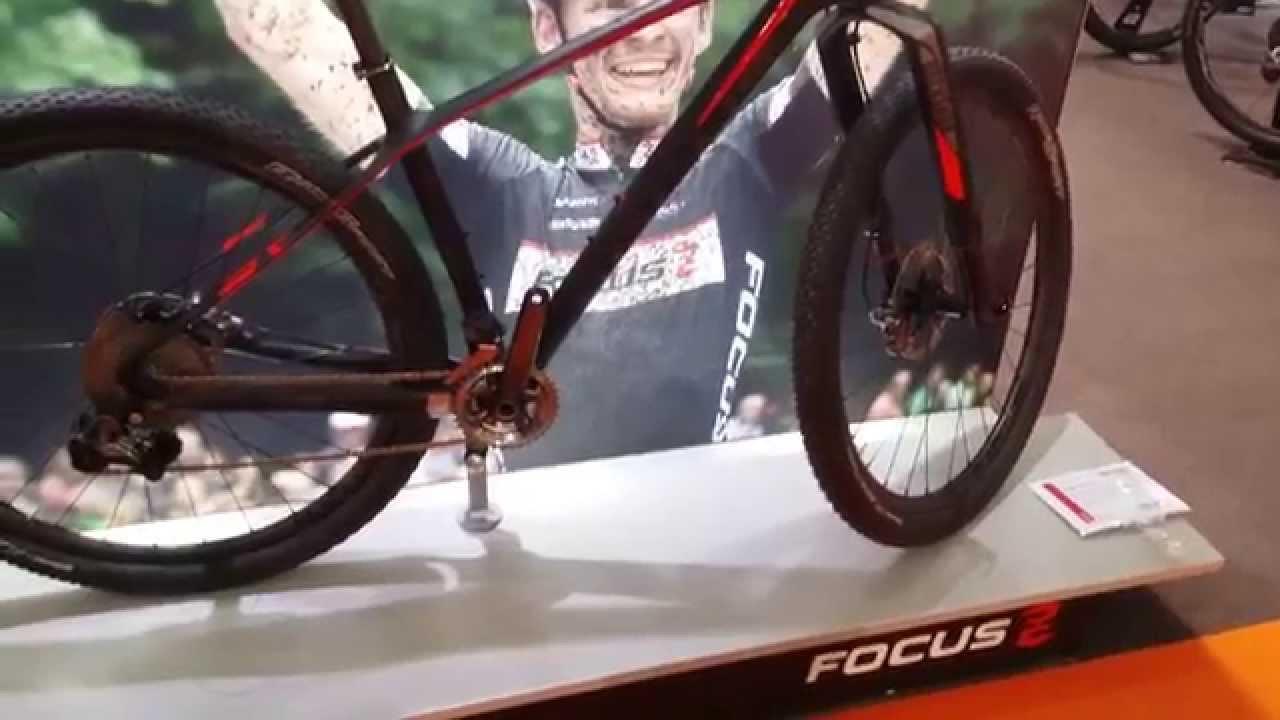 Focus Raven 29r 0 0 2015 Carbon Hardtail Youtube