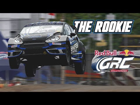 iRacing: The Rookie (Ford Fiesta RS @ Daytona Short)