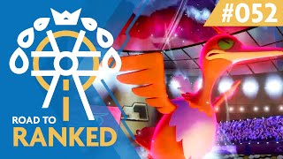 Road to Ranked #52 - It's Cramorant Time! | Competitive VGC 20 Pokemon Sword/Shield Battles