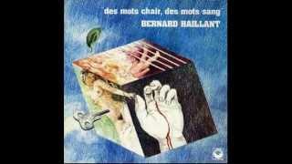 Chanson à refaire - Bernard Haillant