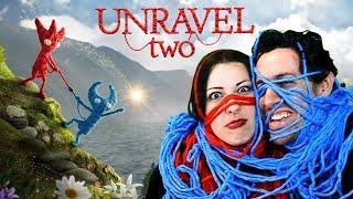 UNRAVEL 2 CO-OP Part 1 - Weeeeeeeeeeee