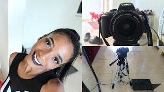How to: Record Youtube Videos on a DSLR Camera Without a Flip-Out Screen | Annesha Adams