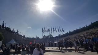 Μαραθώνιος 2018 Καλλιμάρμαρο