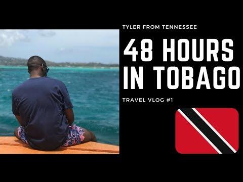 48 Hours in Tobago! | Travel VLOG #1