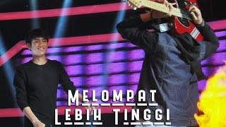 MELOMPAT LEBIH TINGGI TheFinestTree Live at SCTV