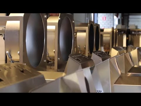 Chocolate World - Automatic Tempering Machines For Chocolate