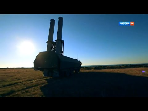 Russian Bastion-P Costal Defense Missile System