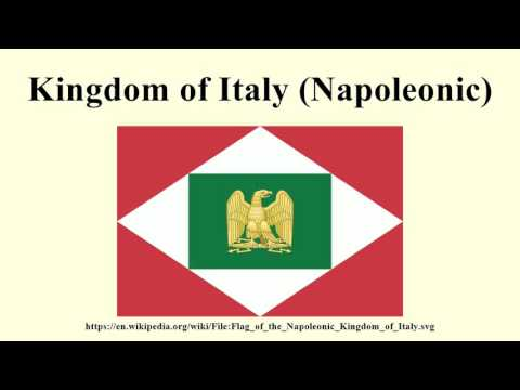 Kingdom of Italy (Napoleonic)
