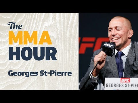 Georges St-Pierre: Dana White Doesn't 'Control Me'