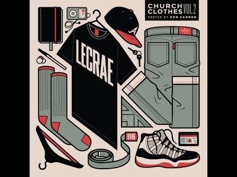 Lecrae - If I Die Tonight ft Novel (Church Clothes Vol. 2)