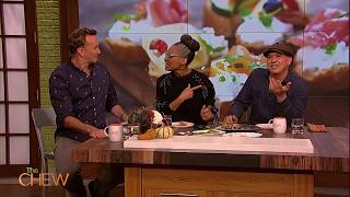 What Thanksgiving Appetizers Do The Chew Hosts Love...and Hate?