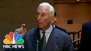 Will President Donald Trump Pardon Roger Stone After Prison Sentence? | NBC News