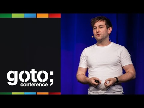 GOTO 2016 • Microservices in Go • Matt Heath