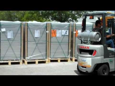 Solar Harness, Solar Panels Everywhere