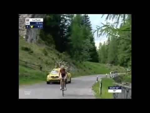 Tour de Suisse 2006 - Albulapass