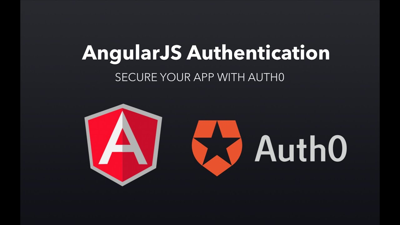 Login and Logout [#8] AngularJS Authentication: Secure Your App With Auth0