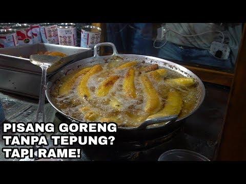 PISANG GORENG TANPA TEPUNG?! TAPI RAME!