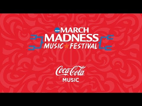 March Madness Music Fest: Coca Cola Music