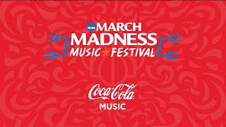 March Madness Music Fest: Coca Cola Music