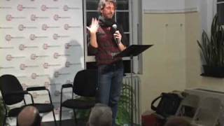Mike Albo reads at LGBT Center NYC