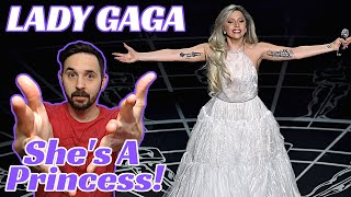 My reaction to lady gaga sound of music where she had this iconic live performance. if you would like support me on patreon, please visit: https://www.pat...