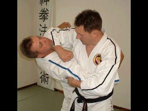 Self Defense By Terry Coughtrey Sensei