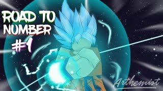 ROAD TO TOP 5! | Dragon Ball Z Final Stand | ROBLOX