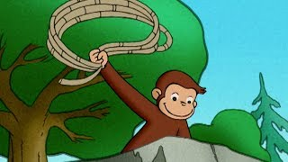 Curious George 🐵George Takes a Hike 🐵Kids Cartoon 🐵Kids Movies | Videos For Kids