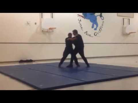 AEMMA Guelph Stratford John vs Tom wrestling