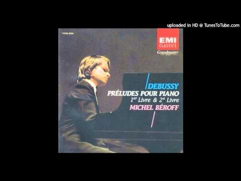 Debussy Preludes Book I - Michel Béroff
