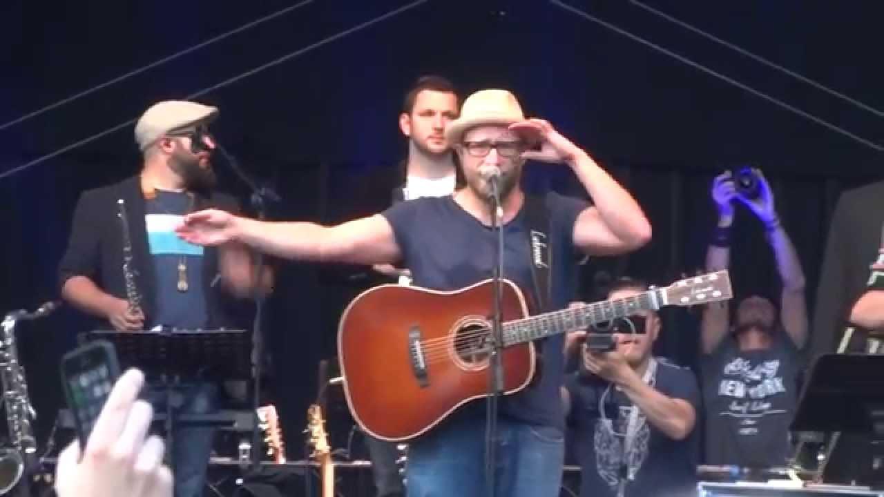 Gregor Meyle Band Du Bist Das Licht Live In Hamburg
