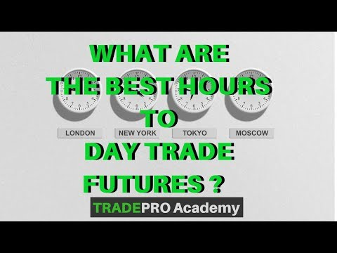 What are the BEST Hours to Day Trade Futures? | TradePro Academy