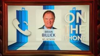 NFL Network Analyst Brian Billick on The Impact of Earl Thomas' Injury To Seahawks - 12/9/16