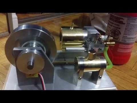 China Model Engine 4 Stroke Homemade