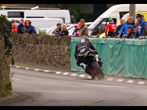 "Greatest SPORT in the WORLD!! Road Racing Speeds - ""Southern 100"" 2017 