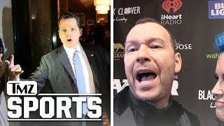 Scaramucci, Lil Uzi & Other Celebs Make Super Bowl LII Predictions | TMZ Sports