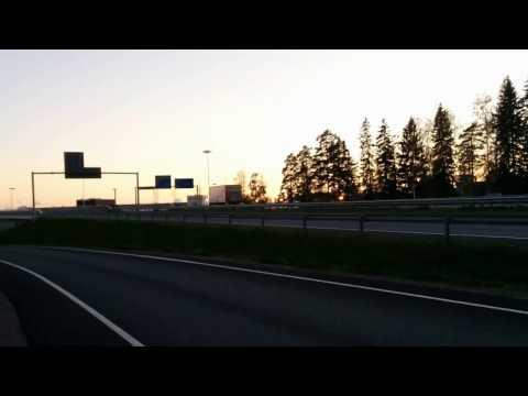 Travel to Helsinki Finland Road to Helsinki Airport Vantaa Helsinki Finland