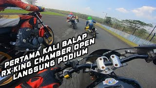 BALAP RX KING CHAMBER OPEN   E Event Agustus 2019   Onboard Cam VLOG #5