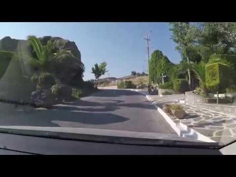 88. Limnos - Autoritje van Kaspakas naar Aghios Ioannis 10-08-2015