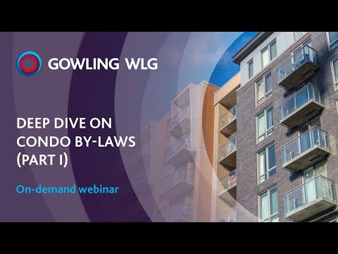 Condovirus episode 22: Deep Dive on Condo By-Laws (Part I)