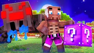 VILD LUCKY BLOCK?! - Minecraft Lucky Block