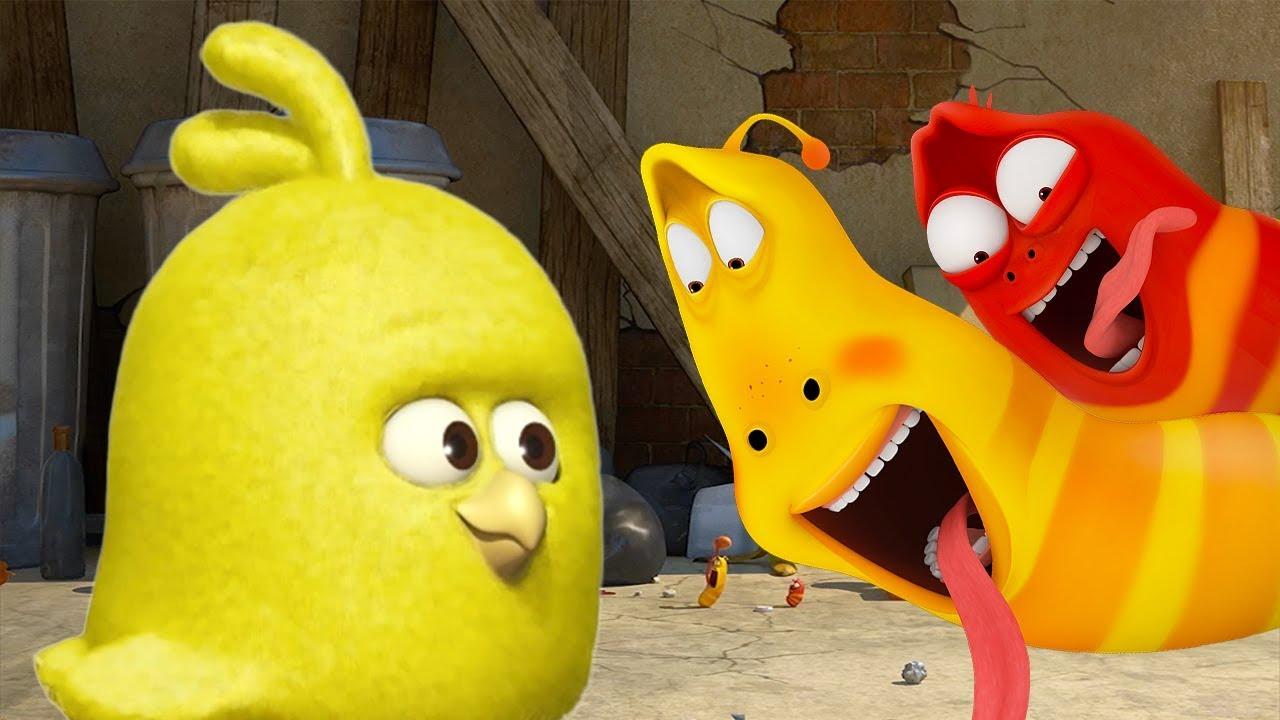 Download LARVA - A BIG NEW FRIEND | Cartoons For Children | LARVA Official