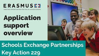 2019 call webinar: Schools Exchange Partnerships - Completing the application form thumbnail