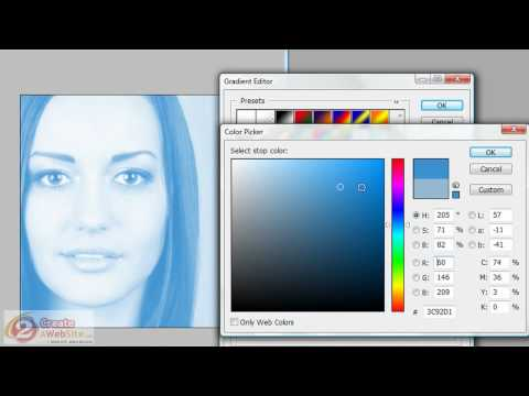 Create a Header With a Photo in Photoshop