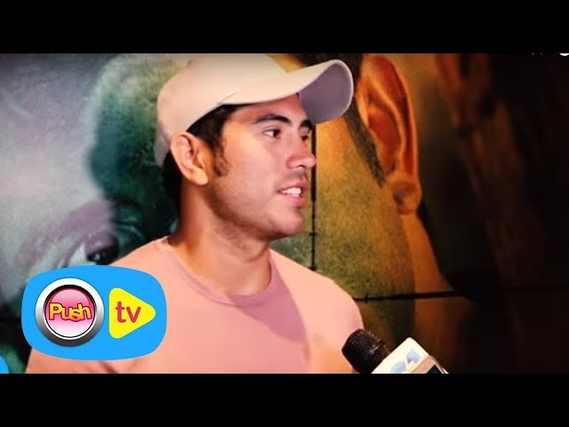 Push TV: Gerald Anderson shares how he trains for triathlons